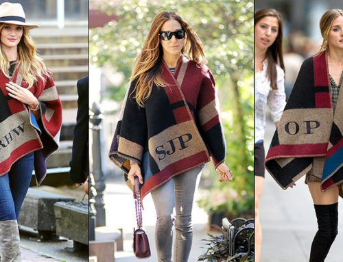 Street Fashion Style for the Winter: Rock that Cape Coat